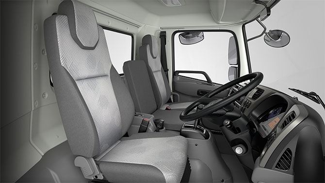 Cromer More space, comfort and convenience for drivers all the time