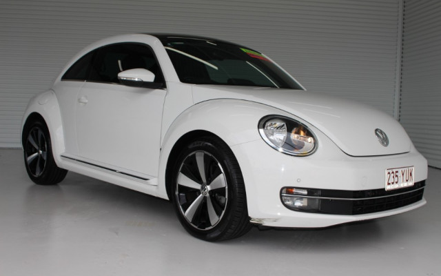 Volkswagen Beetle FENDER EDITION 1L MY13