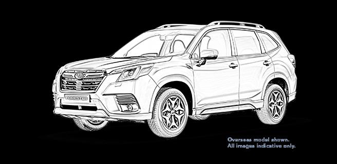 Subaru Forester 2.5i-L AWD Image