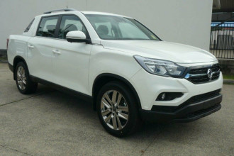SsangYong Musso XLV Ultimate Plus Q200