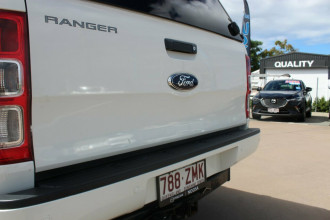 2015 Ford Ranger PX XL Hi-Rider Cab chassis Image 4