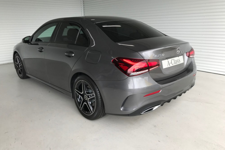 2019 Mercedes-Benz A Class A200 Sedan