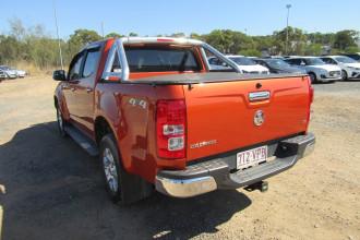 2014 Holden Colorado RG MY14 LTZ Utility Image 3