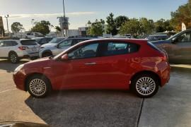 2013 Alfa Romeo Giulietta Series 0  Hatchback