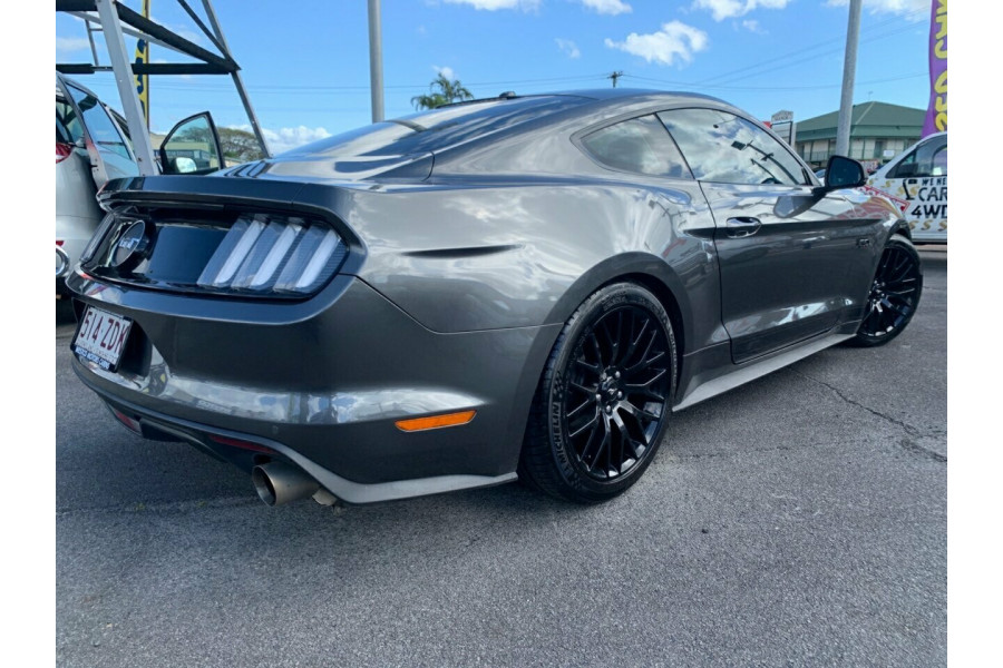 2017 Ford Mustang FM 2017MY GT Fastback Fastback