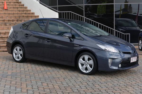 2012 Toyota Prius ZVW30R i-Tech Hatch Image 4