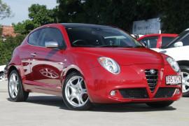Alfa Romeo Mito Distinctive TCT Series 2