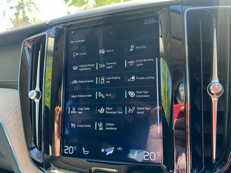 2019 MY20 Volvo XC60 246 MY20 D4 Inscription (AWD) Suv Image 16