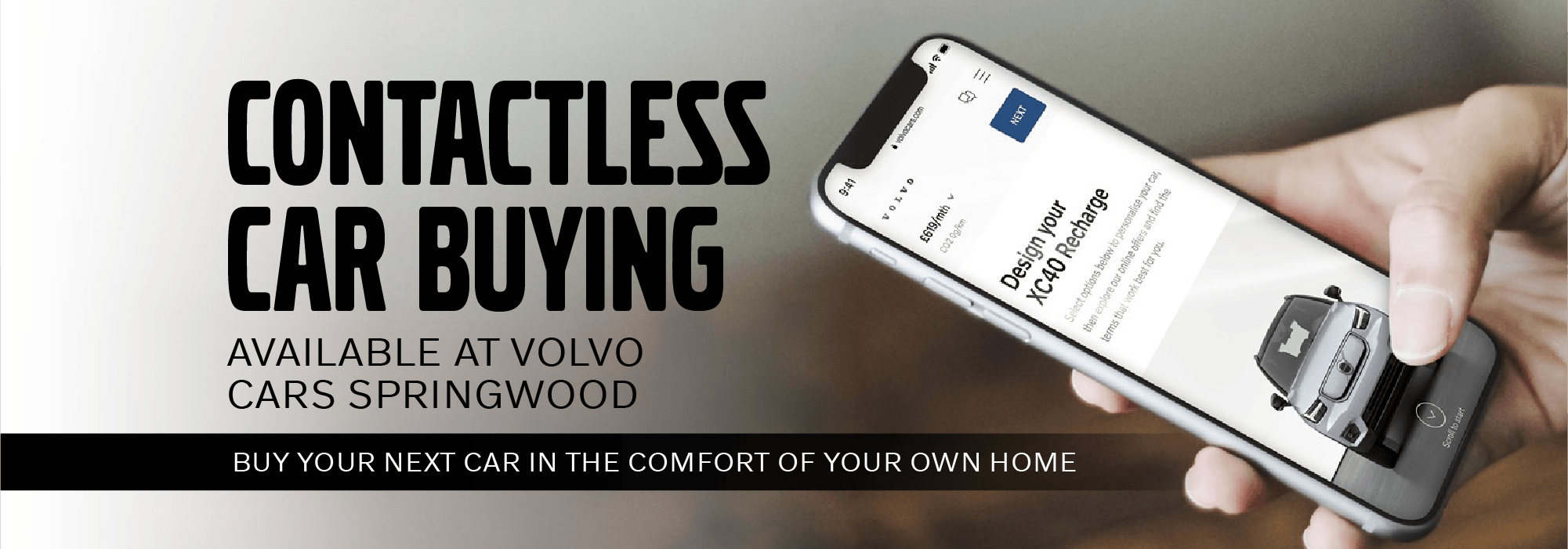 Buy your next car from the comfort of your own home