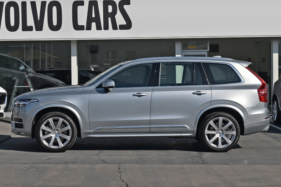 2018 MY19 Volvo XC90 L Series D5 Inscription Suv Mobile Image 4