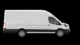 2020 MY21 Ford Transit VO 350E Jumbo Van Van image 2