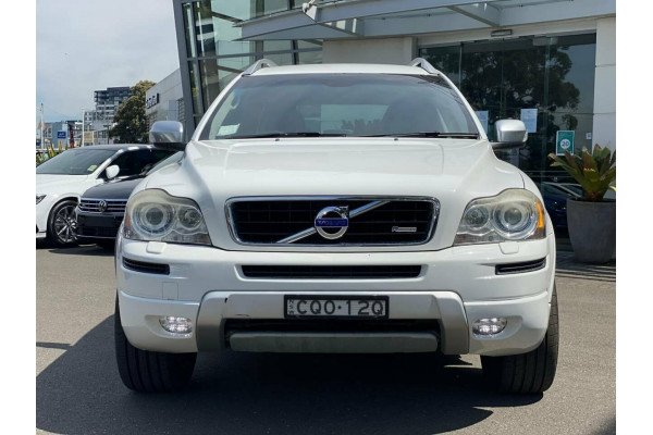 2014 Volvo XC90 P28 MY14 D5 Geartronic R-Design Suv Image 3