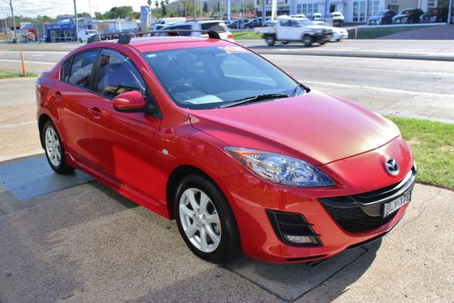 2009 Mazda Mazda3 BL10F1 Maxx Maxx - Sport Sedan Image 4