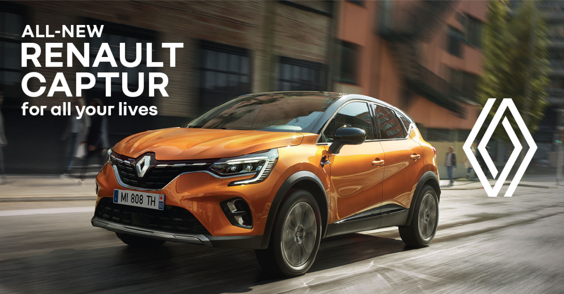 RENAULT | ALL NEW CAPTUR IN STOCK NOW!