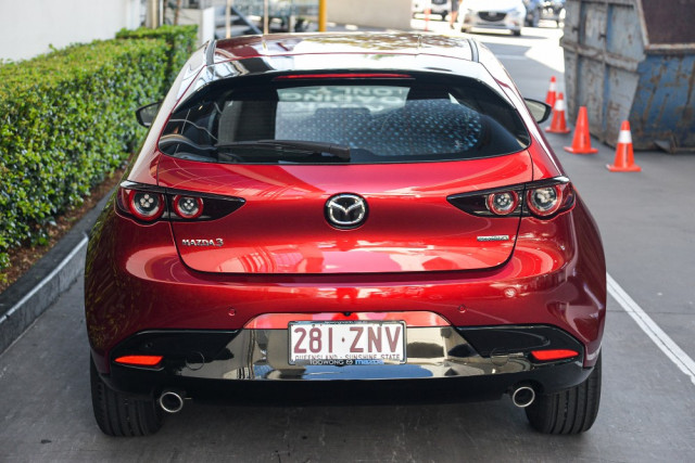 2020 MY19 Mazda 3 BP G20 Pure Hatch Hatchback Mobile Image 5