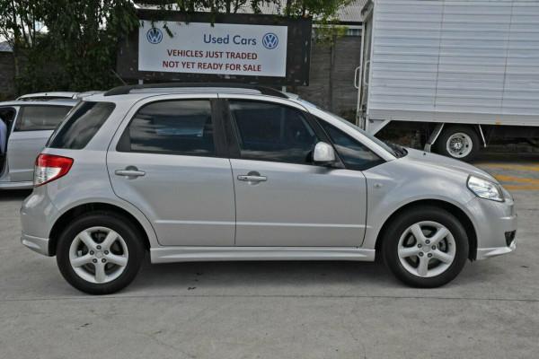 2007 Suzuki SX4 GYA S Hatchback Image 5