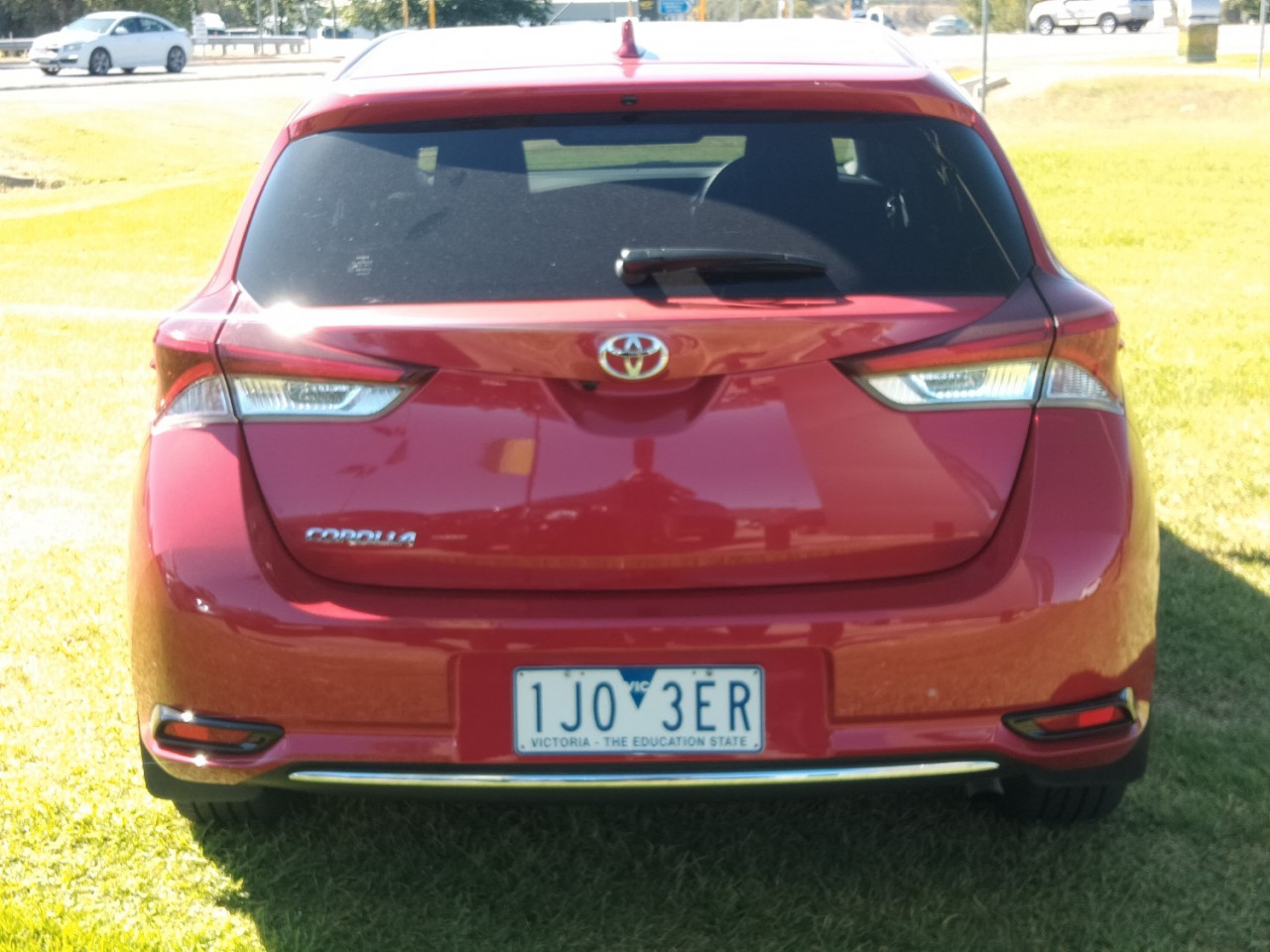 2017 Toyota Corolla ZRE182R ASCENT SPORT Hatchback Image 7