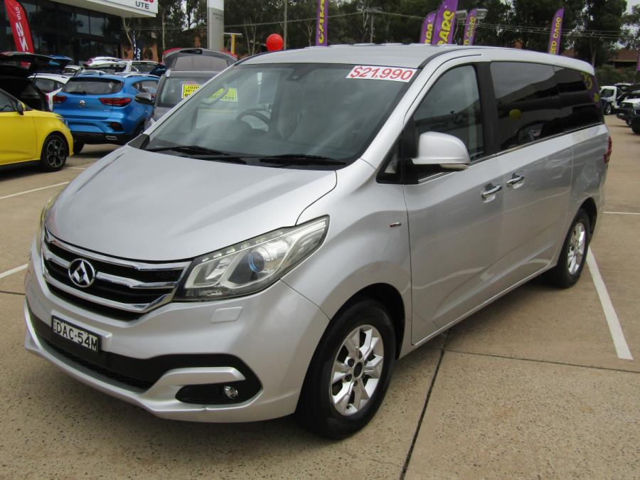 2015 LDV G10 SV7A G10 7 Seat Wagon Image 8
