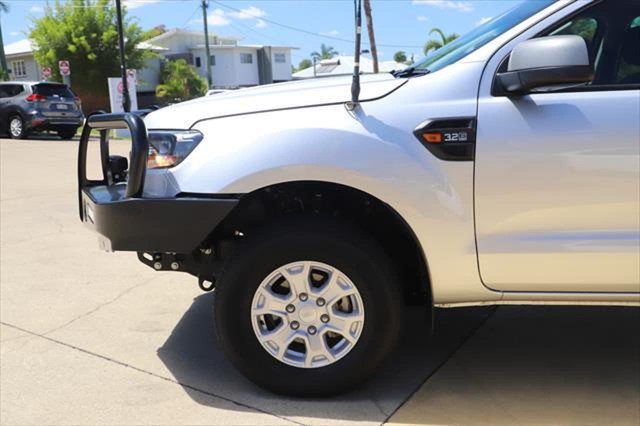 2018 Ford Ranger PX MkII MY18 XLS Utility Image 8