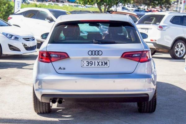 2013 Audi A3 8P MY13 Sportback 1.4 TFSI Attraction Hatchback