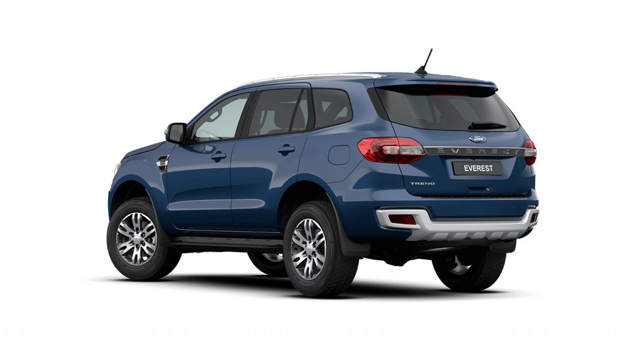 2020 MY20.75 Ford Everest UA II Trend 4WD Suv Image 7
