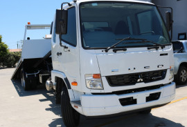 FUSO Fighter 1427 XLWB TILT TRAY
