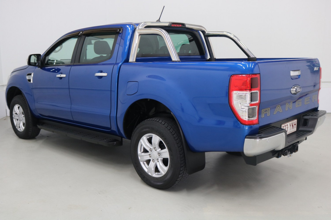 2018 MY19.00 Ford Ranger PX MKIII 2019.00MY XLT Utility Image 22