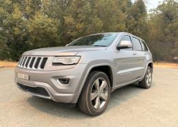 Jeep Grand Cherokee Overland WK