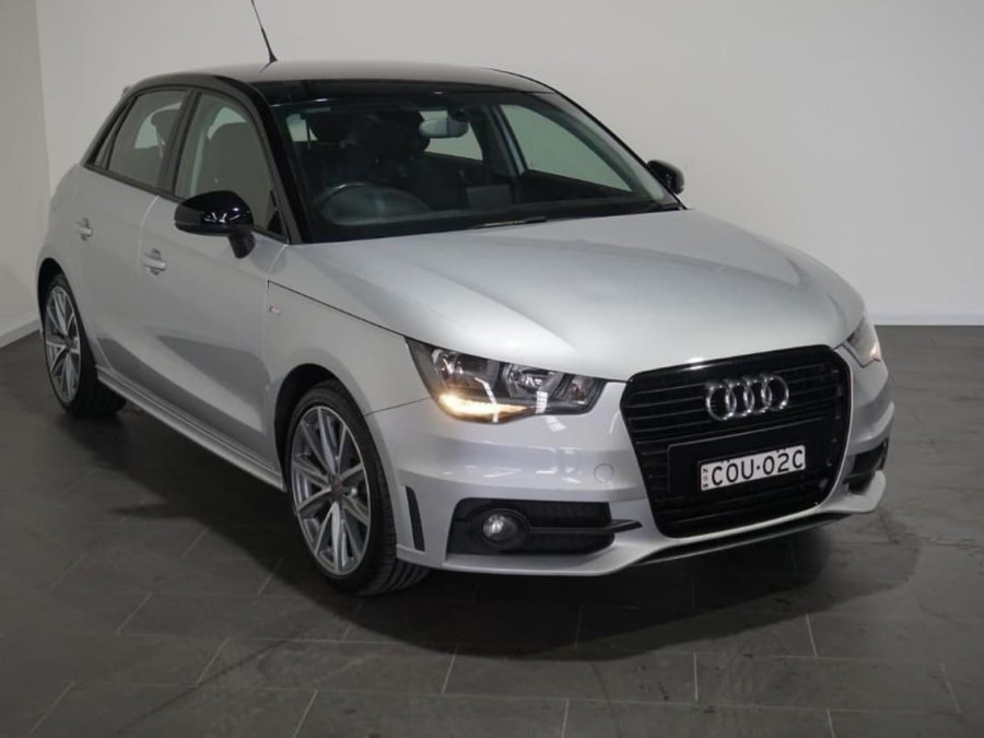 2013 Audi A1 8X Turbo S Line Competition Hatchback