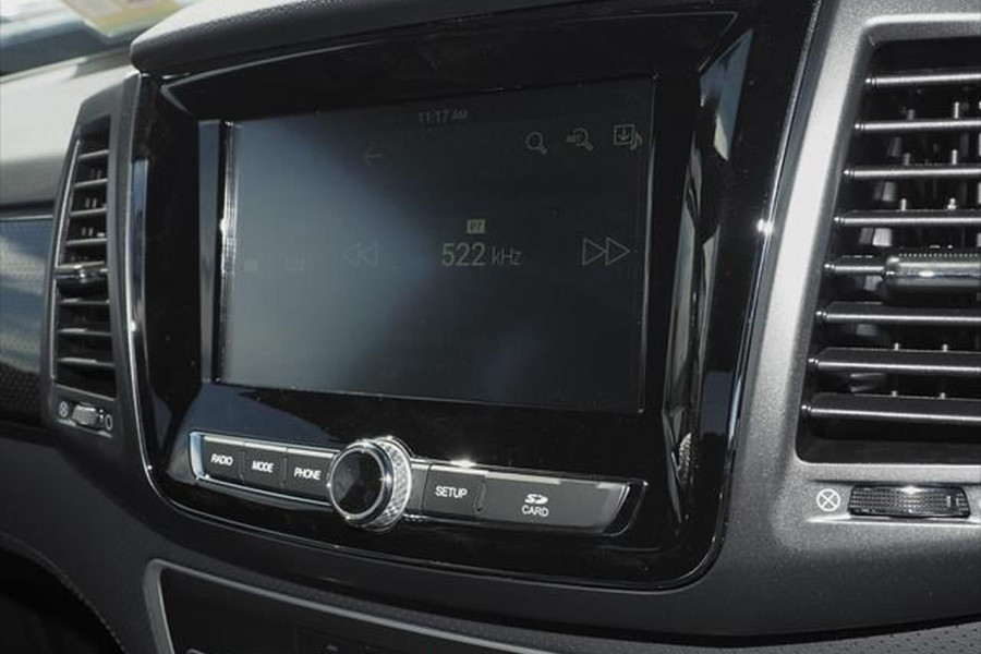 2021 SsangYong Musso Q215 Ultimate Utility Image 11