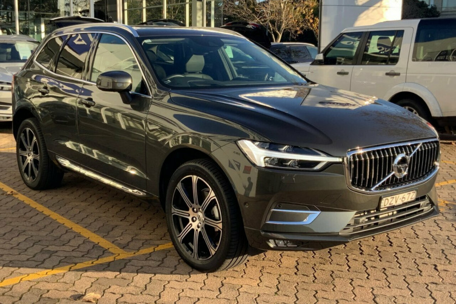 2018 MY19 Volvo XC60 UZ T5 Inscription (AWD) Suv Mobile Image 3