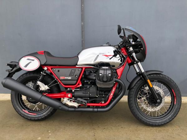 2020 Moto Guzzi V7 Racer III 10th Ann Motorcycle