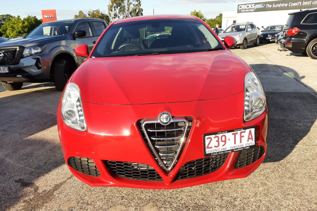 2013 Alfa Romeo Giulietta Series 0  Hatchback Image 2