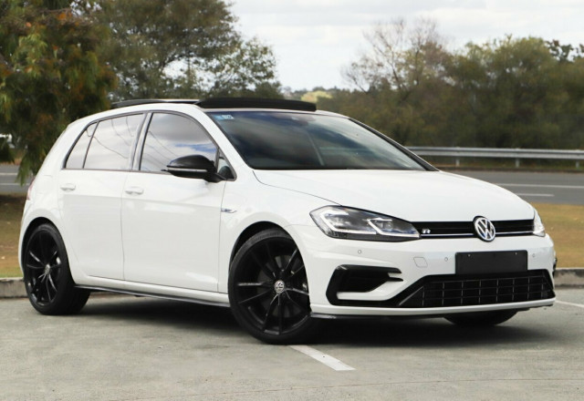 2020 Volkswagen Golf 7.5 MY20 R DSG 4MOTION Final Edition Hatchback