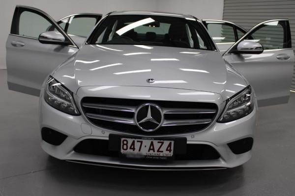 Mercedes-Benz C-class C200 W205 800+