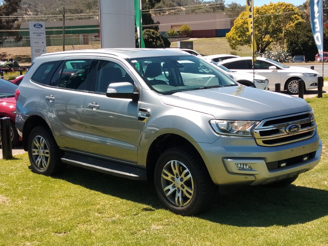 2016 Ford Everest UA TREND Suv Image 3