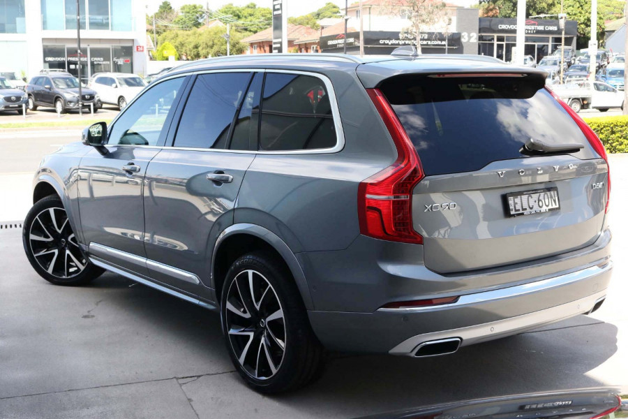 2020 Volvo XC90 D5 Inscription