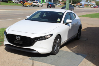 2020 MY19 Mazda 3 BP G25 Evolve Hatch Hatchback Image 3
