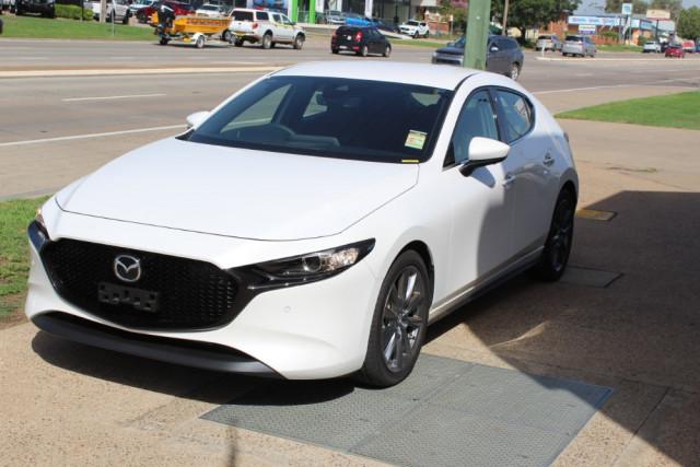 2020 MY19 Mazda 3 BP G25 Evolve Hatch Hatchback Image 3