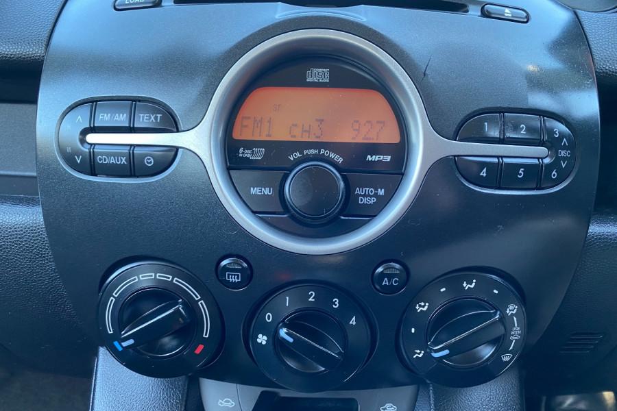 2009 Mazda 2 DE10Y1 Genki Hatchback