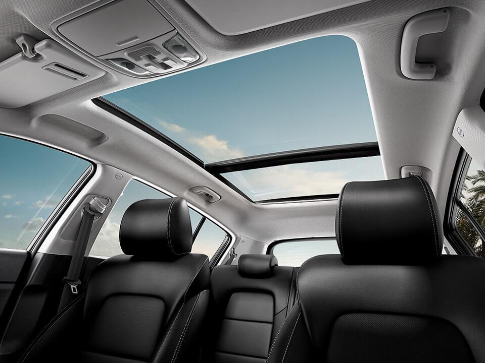 Panoramic Sunroof Image