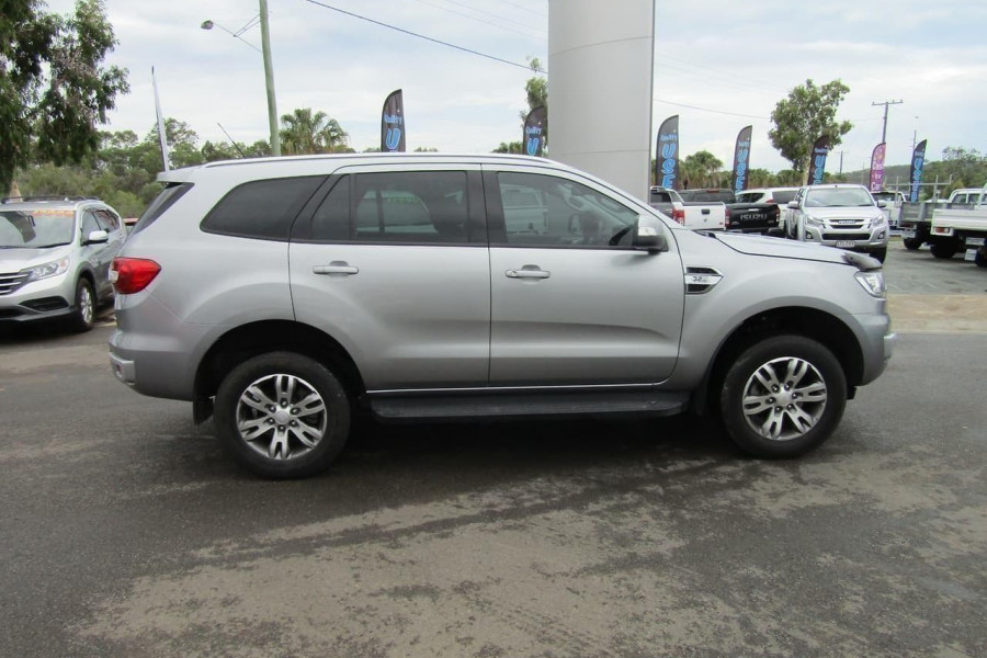 2015 Ford Everest UA TREND Suv