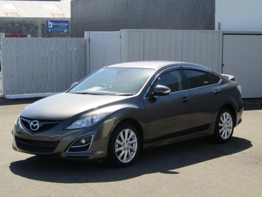 2011 Mazda Atenza Sports 25s Sedan