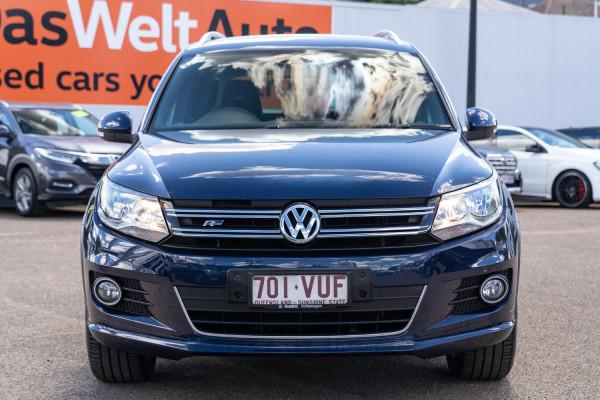 2015 Volkswagen Tiguan 5N  132TSI Suv Image 4