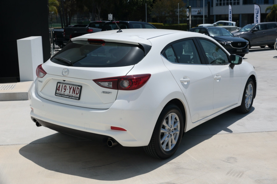 2018 Mazda 3 BN5478 Maxx Hatchback Image 4
