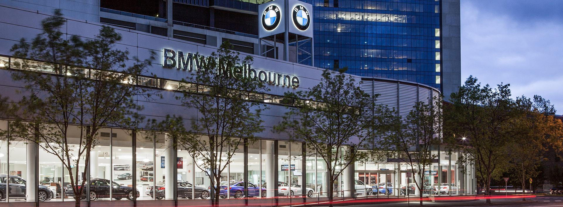 Melbourne BMW - Southbank