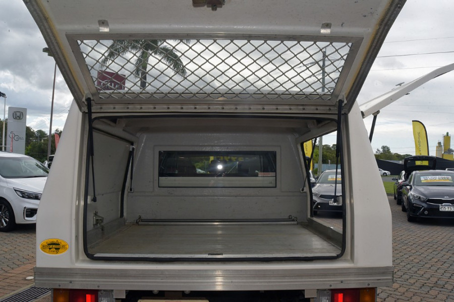 2009 Toyota HiLux KUN26R MY09 SR Cab chassis Mobile Image 8