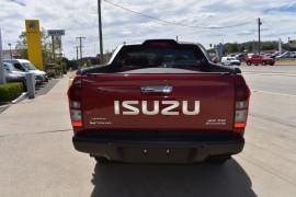 2018 Isuzu UTE D-MAX -- 4x4 LS-M Crew Cab Ute Double cab