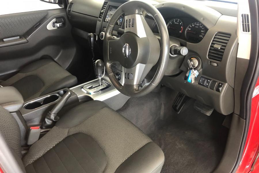 2012 Nissan Navara D40 S6 MY12 ST Utility Image 14