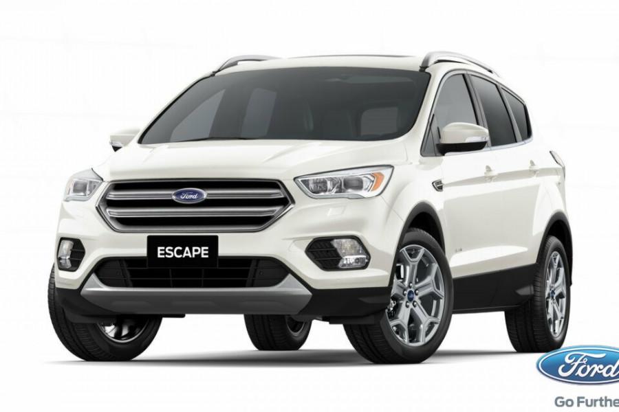 2018 Ford Escape ZG Titanium AWD Wagon